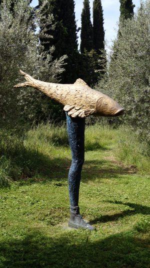 Artist Work Aldo Mondino 107 Giardino di Daniel Spoerri Italy