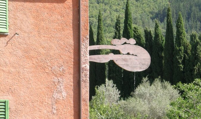 Artist Work 60 Alfonso Hueppi Giardino di Daniel Spoerri Italy