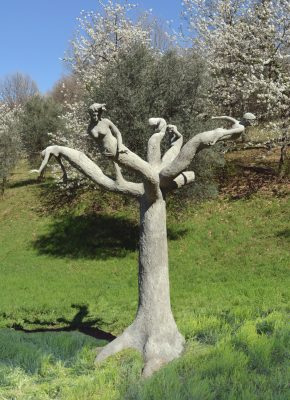 Artist Work Angelo Maineri Giardino di Daniel Spoerri Italy