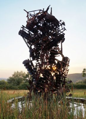 Artist Work 58-1 Arman Giardino di Daniel Spoerri Italy