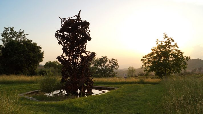 Artist Work 58 Arman Giardino di Daniel Spoerri Italy