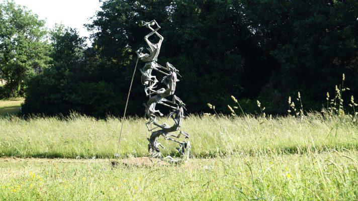 Daniel Spoerri Skulptur Giardino Garten 101