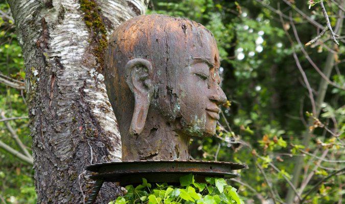 Daniel Spoerri Skulptur Giardino 106-1