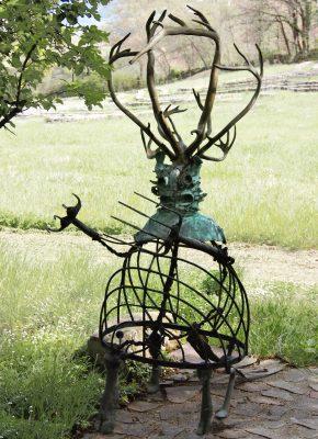 Daniel Spoerri Skulpturengarten 16