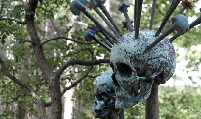 Daniel Spoerri Skulpturenpark 17