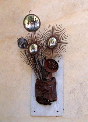 Daniel Spoerri Skulptur Giardino 18