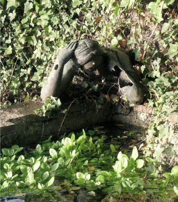 Daniel Spoerri im Giardino 19