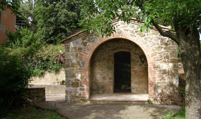 Daniel Spoerri Installation im Giardino 26