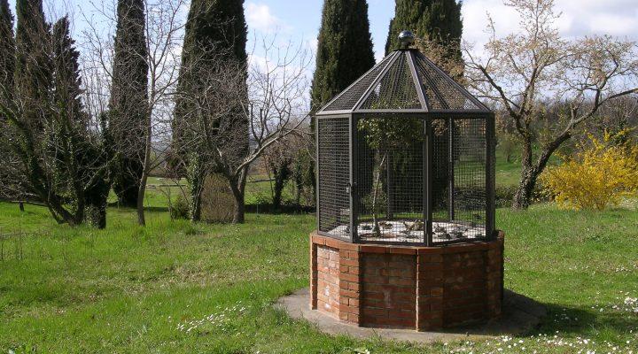 Daniel Spoerri Skulptur Voliere 29-1