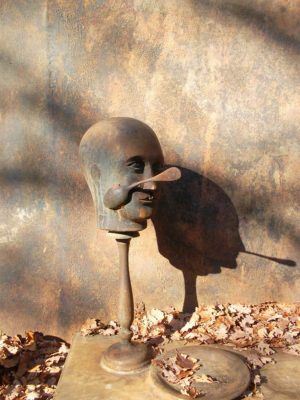 Kunstwerk Daniel Spoerri Skulpturenpark 42-1