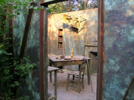 Kunstwerk Daniel Spoerri Skulpturenpark 42