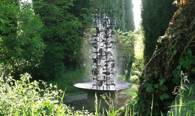 Daniel Spoerri Skulpturenpark 8-4