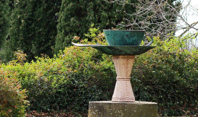 Daniel Spoerri Skulptur Garten 9-5