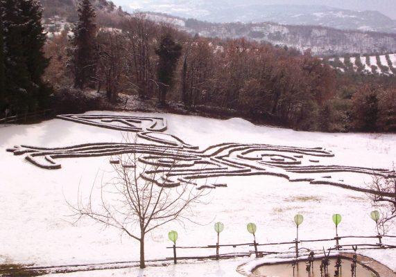 Daniel Spoerri Land Art Italien 36-4