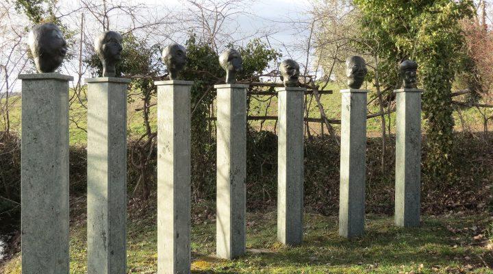 Artist Work Eva Aeppli Work 14-2 Giardino di Daniel Spoerri Italy