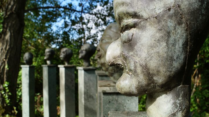Artist Work Eva Aeppli Work 14-5 Giardino di Daniel Spoerri Italy