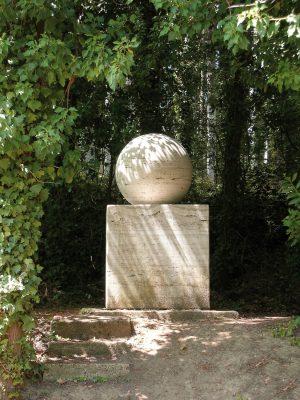 Artist Work Johann Wolfgang von Goethe Giardino di Daniel Spoerri Italy