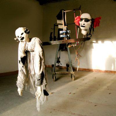 Artist Work 38-1 Giardino di Daniel Spoerri Italy