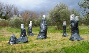 Artist Work Katrin Plavcak Giardino di Daniel Spoerri Italy
