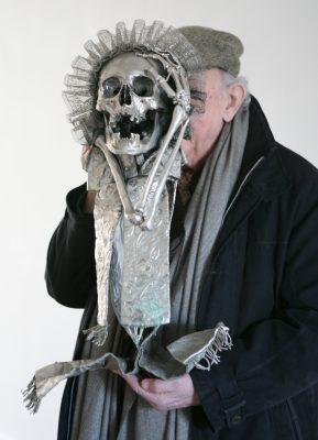 Künstler Daniel Spoerri 2