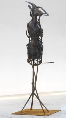 Künstler Daniel Spoerri 72