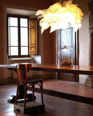 appartamentino giardino daniel spoerri toscana italia