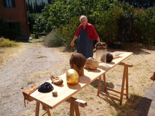 Stage Praktikum im Giardino di Daniel Spoerri Italien