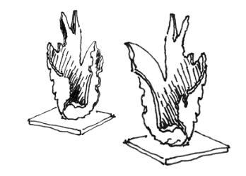 Werke Vorschaubild Giardino di Daniel Spoerri