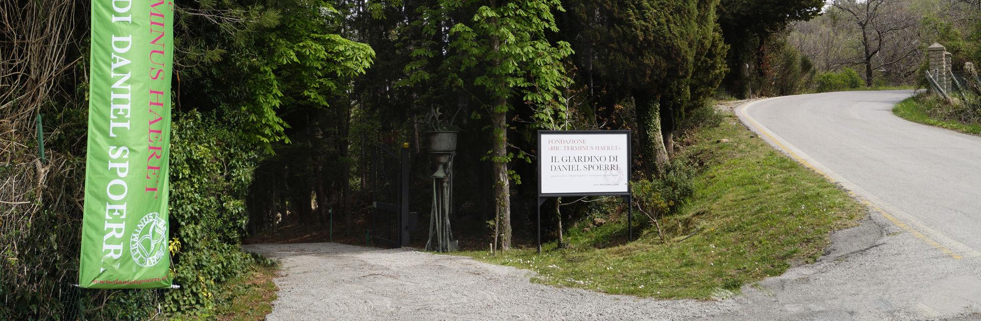 Giardini Da Incubo 2016 stampa - fondazione il giardino di daniel spoerri