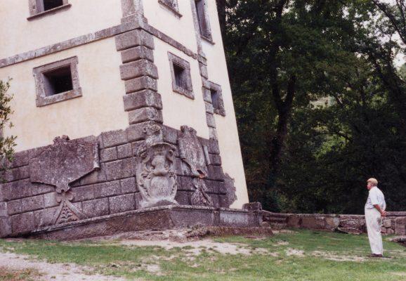 Historical Images Giardino di Daniel Spoerri