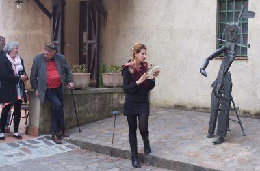Silvia Abbruzzese Stiftungsrat Stiftung Hic Terminus Haeret Il Giardino di Daniel Spoerri