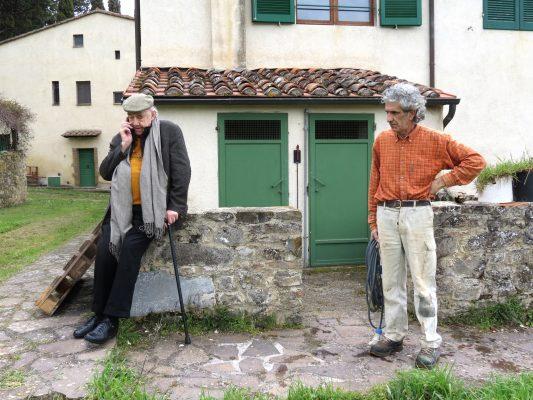 Stage / Praktikum im Giardino di Daniel Spoerri Italien