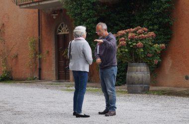 Stefano Mancuso Stiftungsrat Stiftung Hic Terminus Haeret Il Giardino di Daniel Spoerri