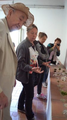 Kunst Workshops im Giardino di Daniel Spoerri Italien