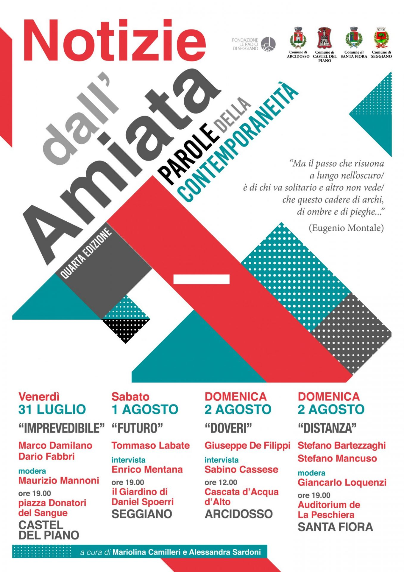 NOTIZIE DELL`AMIATA – NEWS FROM AMIATA